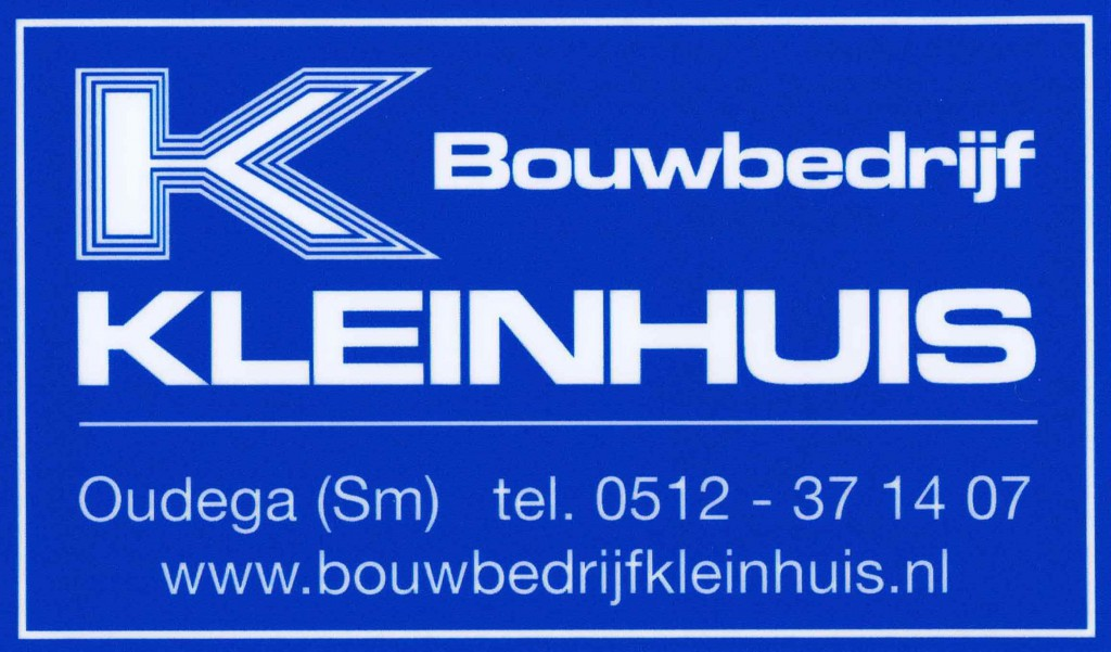 blauwe sticker scan
